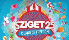 Sziget Fesztivál  / 1. NAPIJEGY - Aug. 11.