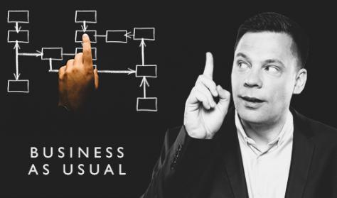 Business as usual - Litkai Gergely önálló estje