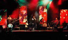 Szentpéteri Csilla & Band  - Colors Of Music koncertshow