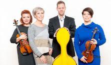 BDZ Quartet Zenebemutató Koncertje