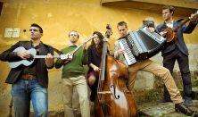 Dresch Vonós Quartet, előzenekar: Babra