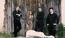 Frankl Péter és a Kelemen Kvartett