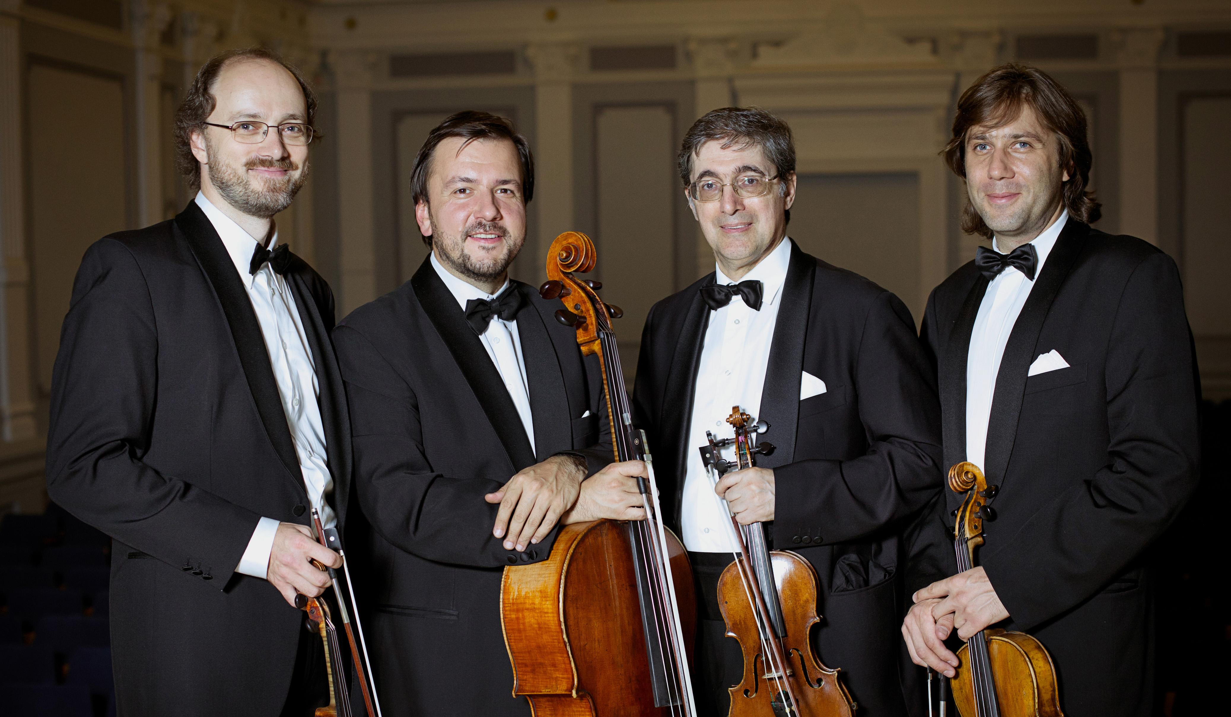 Várjon Dénes és a Borodin Quartet