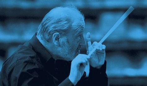 Antal Mátyás és a Zeneakadémia Szimfonikus Zenekara