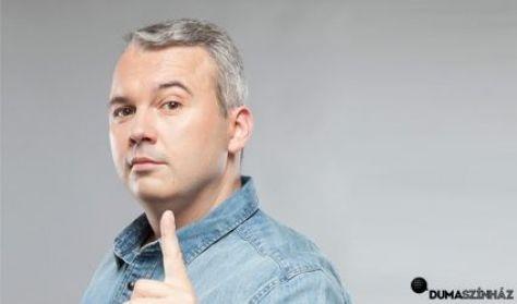 Tesztbeszéd Dombóvári Istvánnal - talkshow, műsorvezető: Lovász László