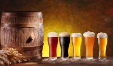 Hajós városnézés kézműves sörkóstolással és élő zenével/Craft Beer Cruise