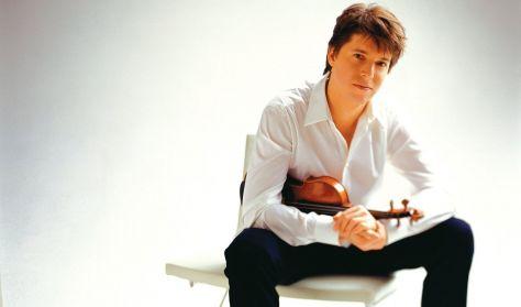 Joshua Bell és a Frankfurti Rádió Szimfonikus Zenekara