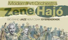 ZeneHajó Hajós Andrással és a Modern Art Orchestrával
