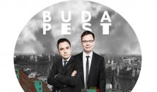 Budapest - Felméri Péter és Litkai Gergely közös estje