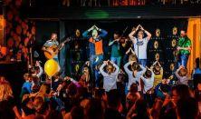 Alma Együttes koncert - Symbol Budapest