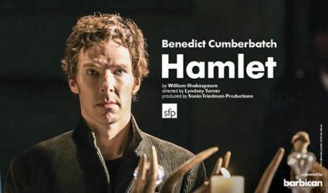 William Shakespeare: Hamlet - színdarab vetítése
