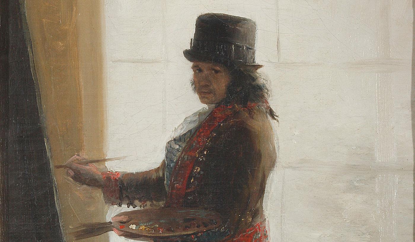 EXHIBITION: Goya - Hús-vér portrék