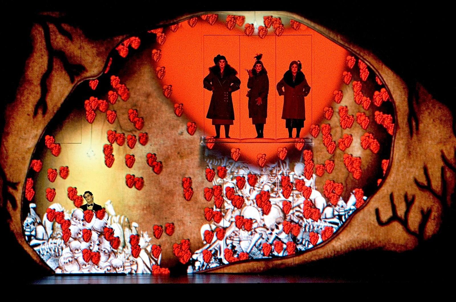 Mozart: A varázsfuvola – A Komische Oper Berlin vendégjátéka / BTF 2017