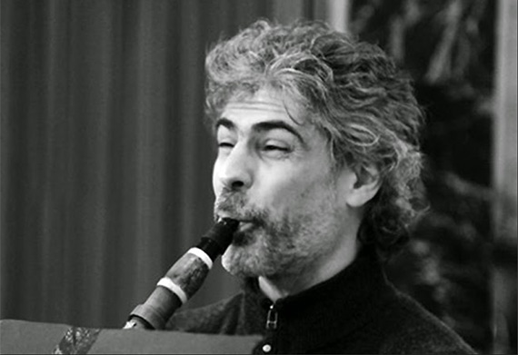 Liszt Múzeum - Matinékoncert: Lorenzo Coppola (chalumeaux, clarinetto d'amore) koncertje
