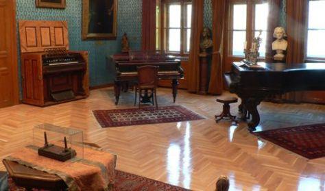 Liszt Múzeum - Matinékoncert: Császár Zsuzsanna és Kerényi Mariann zongora négykezes