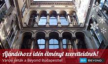 Beyond Budapest: Ajándékutalvány 5 fő részére