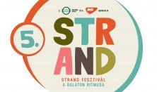 STRAND Fesztivál/Szerdai napijegy - augusztus 23.