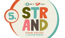 STRAND Fesztivál/2. VIP napi jegy - augusztus 24.