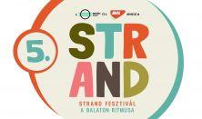 STRAND Fesztivál/3. VIP napi jegy - augusztus 25.