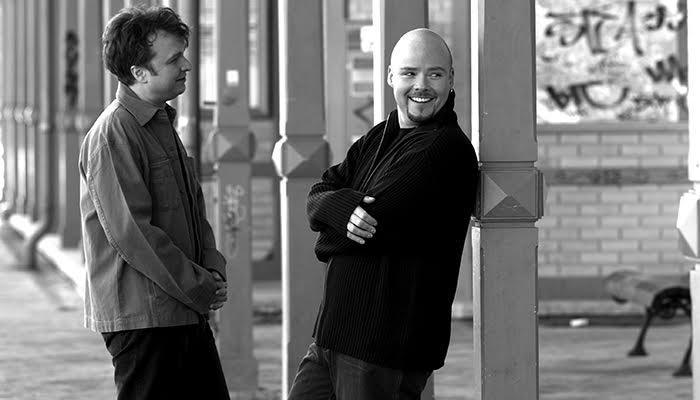 Jamie Winchester & Hrutka Róbert - Wood & Strings