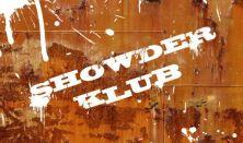 SHOWDER KLUB felvétel - Szobácsi Gergő, Benk Dénes, Orosz György, Al-Gharati Magyed