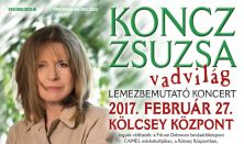 Koncz Zsuzsa - Vadvilág Lemezbemutató Koncert