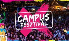 Campus Fesztivál 2017 VIP bérlet