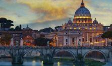 A művészet templomai: Pápai bazilikák 2D
