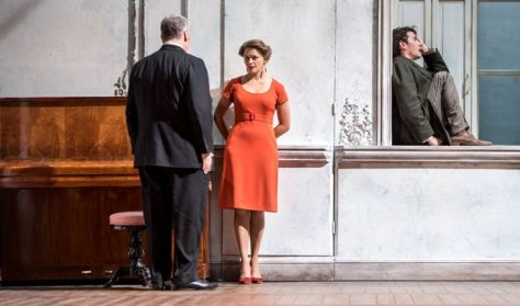 Comedie Francaise 2017 Moliére: A mizantróp