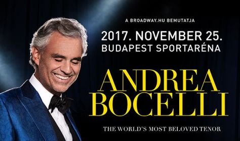 Andrea Bocelli - Korlátozott látású helyek