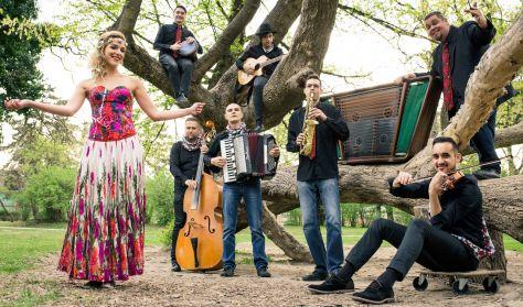 Cimbaliband lemezbemutató koncert