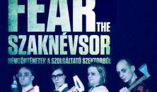 Vinnai András: Fear The Szaknévsor (Dumaszínház)