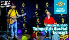 Tompeti és Barátai koncert