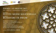 Énekel az ország, Budafoki Dohnányi Zenekar, Vez. Hollerung G., Kodály: Budavári Te Deum, Rossini