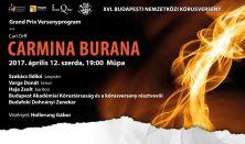 Budapesti Nemzetközi Kórusverseny, Budafoki Dohnányi Zenekar, Vez. Hollerung G. Orff: Carmina Burana