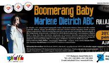 Boomerang Baby – Marlene Dietrich ABC