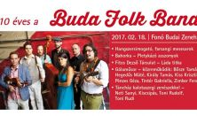 Buda Folk Band10 gyerekprogram