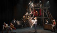 Cirque Éloize: Saloon