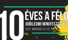 FÉL10 - fesztiválbérlet