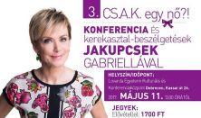 Cs.A.K. egy nő konferencia