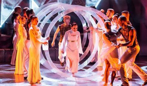 Experidance: Nostradamus - Világok vándora - táncshow