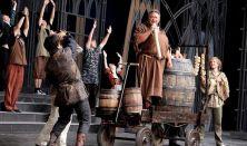 Robin Hood - musical bemutató