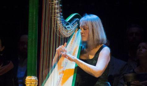 Vigh Andrea hárfabemutató koncertsorozata felnőtteknek, A hárfa története 2.