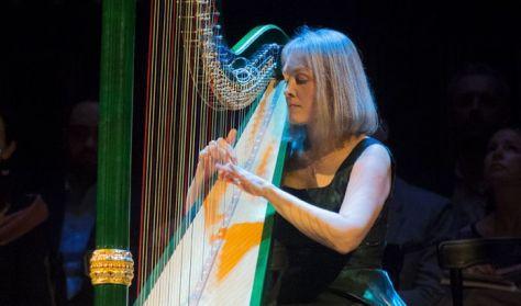 Vigh Andrea hárfabemutató koncertsorozata felnőtteknek, A hárfa története 3.