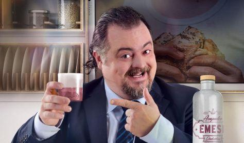 Parti Nagy Lajos: AZ ÉTKEZÉS ÁRTALMASSÁGÁRÓL - Orlai Produkció - Füge Produkció