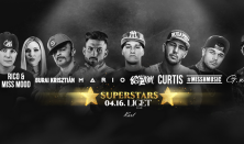 ? SuperStars ? - 04.16 LIGET Club