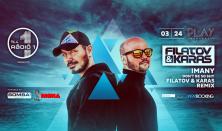 Rádió 1 pres: Filatov & Karas 03.24 péntek Club PLAY