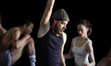Emanuel Gat Dance (FR): SACRE / GOLD