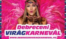 Debreceni Virágkarnevál - Kölcsey Központ melletti lelátó