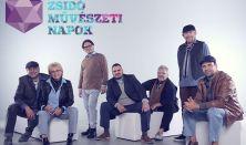 Budapest Klezmer Band sztárvendég: Falusi Mariann